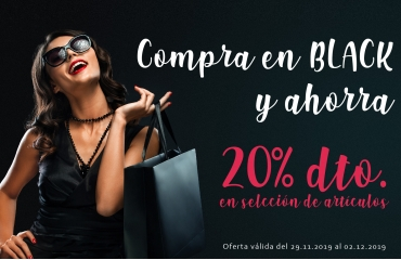 Comprar en Black Friday